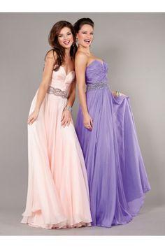 Pretty Sweetheart Ruched Bodice Beadings Pleatings Chiffon Prom Dress  PD11183 Dresses 2013 98705b6822ae