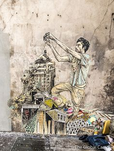 Swoon in Paris, France Are you an artist? Are you looking for one? Find a business OPPORTUNITY as an artist!!! Join b-uncut, the Art Exchange art.blurgroup.com