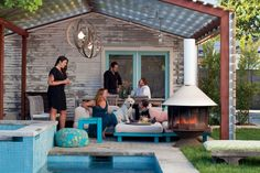 15 Party-Perfect Spaces | California Home + Design