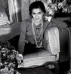 5aa31115d988 LAYER YOUR NECKLACES  Coco Chanel s more-is-more approach still makes a  statement today. You can do multiples of the same material