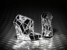 shiny disco feet