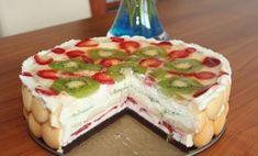 Mňamka torta – jednoduchý dezert bez pečenia plný chuti a zdravia | Báječné recepty