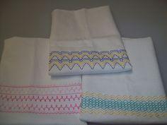 Swedish Weaving, Huck Embroidery Pattern. $5.00, via Etsy.
