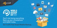 World Backup Day, Mobile Security, Losing Everything, Smartphone, Learning, Free, Study, Teaching, Studying
