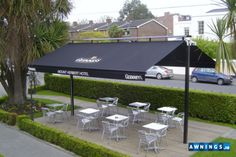 Folding and Telescopic Arm Awnings from Awnings. Arm Technology, Telescope, Cover Design, Blinds, Remote, Relax, Outdoor Decor, Home, Shades Blinds