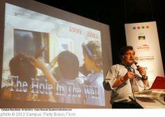 An Interesting Exchange With Sugata Mitra