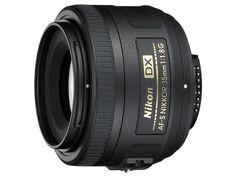 Nikon AF-S DX Nikkor 35mm 1:1,8G Objektiv