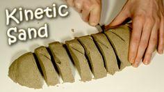 Kinetic Sand Demonstration - Magic Creative Mass