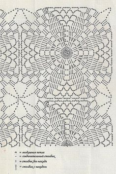 Crochet to join. Granny Pattern, Crochet Motif Patterns, Crochet Blocks, Crochet Diagram, Crochet Squares, Crochet Chart, Thread Crochet, Crochet Granny, Filet Crochet