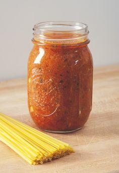 Homemade Marinara Sauce in 20 Minutes