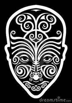 Illustration of maori face tattoo vector art, clipart and stock vectors. Maori Face Tattoo, Tribal Foot Tattoos, Ta Moko Tattoo, Samoan Tattoo, Maori Tattoos, Warrior Tattoos, Cross Tattoos, Tiki Tattoo, Tattoo Art