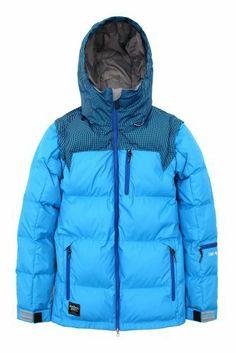 Women's Padded Snowboard Ski Jackets Outdoor Street Check Solid Down Outerwear Detachable Sleeves [W.FINDER] Hi Korean Fashion, http://www.amazon.co.uk/dp/B00I0M185G/ref=cm_sw_r_pi_dp_elK4sb1DJSHJ8