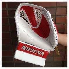 My favorite glove....I've told them before..  Build it again and everyone will buy it again. New 'Total Goalie Custom Spec' Vaughn Glove