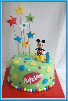 Tarta Mikey Mouse