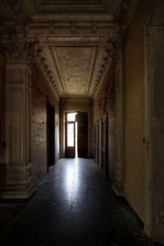 Chateau Rochendaal, Belgique.
