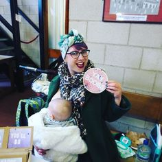Public breastfeeding, yay boobs, breastfeeding positivity, free the boob, free the nip, leopard print scarf, 40s style, headscarf gift inspiration, 1940s coat, craft stall, craft fair. 40s Style, Breastfeeding In Public, Craft Stalls, Leopard Print Scarf, Stay Weird, 40s Fashion, Inspirational Gifts, Craft Fairs, Beautiful Images