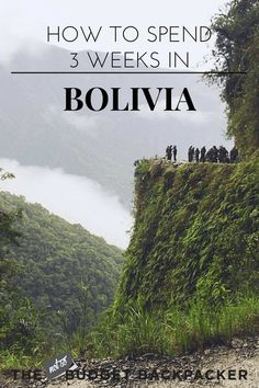 I recently explored this incredible country from top to bottom and discovered all the things to do in Bolivia when you have 3 weeks. Bolivia travel, where to go in Bolivia, Things to do in Bolivia, What to do in Bolivia