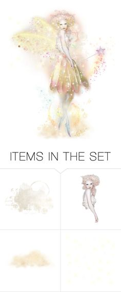 """""""~Fairy HeartMagic~"""" by cindu12 ❤ liked on Polyvore featuring art"""