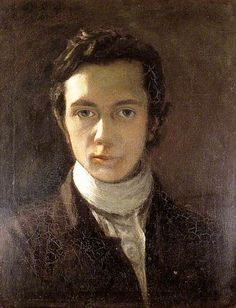 Self Portrait, by William Hazlitt (1778-1830), Maidstone Museum & Bentlif Art Gallery