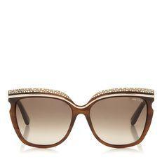 Jimmy Choo Sunglasses. Wow.