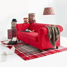 #home #homedecor #decoration #red #british