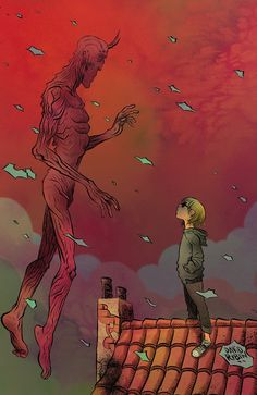 Black Hammer Issue #1 - Read Black Hammer Issue #1 comic online in high quality