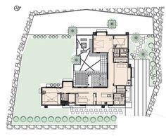 뜨락을 누리는 한옥 닮은 집| Daum라이프