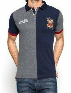 b61b170077097 Estampas, Masculino, Camisetas Polo, Colarinho Camisa, Design De Camisa Polo,  Roupa