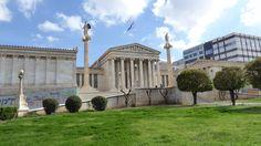 Fotografía: Rebeca Pizarro - Atenas Mansions, House Styles, Home Decor, Athens, Palaces, Vacation, Countries, Cities, Fotografia