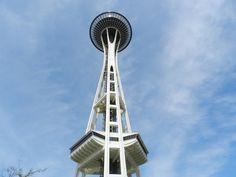 Space Needle Seattle Washington 4.26