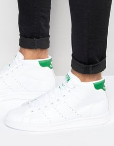 11b7f384c4cf adidas Originals Stan Smith Mid Trainers S75028 Original Stan Smith