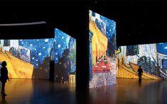 'Van Gogh Alive' alla Fabbrica del Vapore di Milano - Milano Weekend fino a domenica 16 marzo 2014