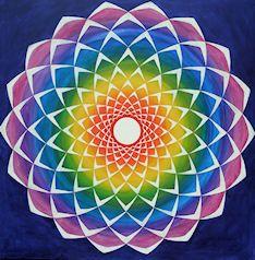 Rainbow Wheel     by Olivia Odwyer