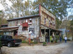 """""""Historic Story Inn in Story, Indiana. I know it looks like the set of a fabulous horror flick, but it's actually a well-preserved turn-of-the-century General Store. General Store, Indiana, Horror, History, Historia"""