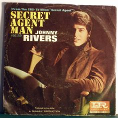 Secret agent man johnny rivers johnny rivers
