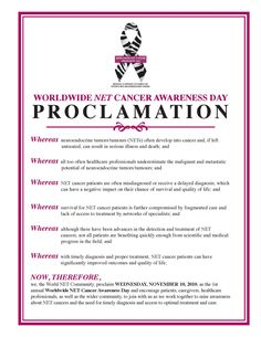 Neuroendocrine cancer blogs Informatii
