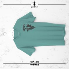 -> $20 <-UNITY Shirt. Eco-Friendly Streawear Clothing Brand. Woodaeckson Clothing. Summer Shirt. Sustainable Fashion. Stand For Trees