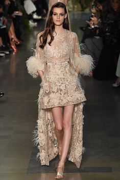 Elie Saab Haute Couture SS 2015 - Paris Fashion Week
