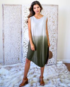Simone Tank Dress