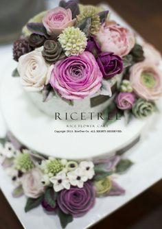 #ricetree ricecake