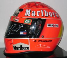 Michael Schumacher - 2001 Ferrari F1