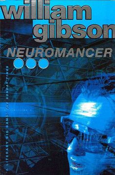 William Gibson - Neuromancer.  +++ Book.  As well being super entertaining, it described internet before it was invented.