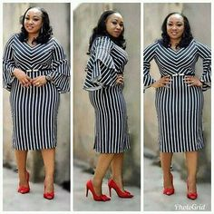 African Inspired Fashion, Latest African Fashion Dresses, African Dresses For Women, African Attire, Women's Fashion Dresses, Dress Outfits, Modest Dresses, Elegant Dresses, Official Dresses
