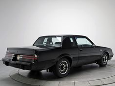 1984-87 Buick Regal Grand National