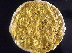 Pompoen-Kerry Pizza