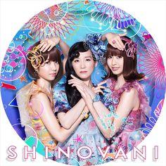 初回限定版CD&DVDはしのはらデザインのシノバニ☆ワンピースバージョン☆通常盤はポーズバージョンです★どちらがお好みですかっ♪ #シノバニ…