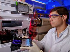 Newborn Screening: Public Health Stories -- This is Victor R. De Jesus, PhD Team Lead, Biochemical Mass Spectrometry Laboratory, CDC