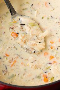 Creamy Chicken Wild - http://mifsudbella.oo3.co/2014/02/creamy-chicken-wild/