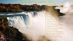 12 HOURS of Amazing Niagara Falls ~ Breathtaking Nature Scenery & Waterfall Sounds (No Music) – Exercises and Fitness Waterfall Sounds, Cherbourg, Wave Art, Claude, Relaxing Music, Watercolor Landscape, Nova Scotia, Yoga Meditation, Ottawa