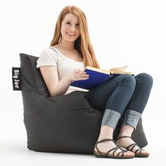 Have to have it. Big Joe Club 19 Bean Bag Chair $49.99